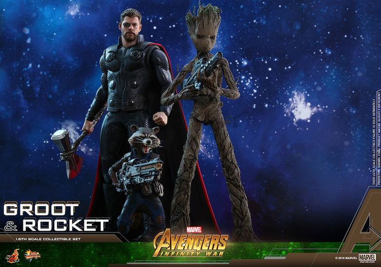Avengers - Infinity Wars 1/6 (Hot Toys) 17415714