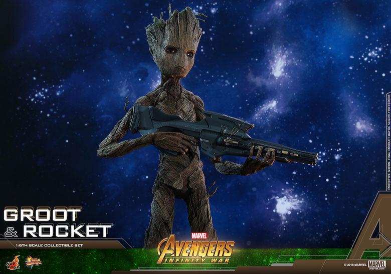 Avengers - Infinity Wars 1/6 (Hot Toys) 17415715
