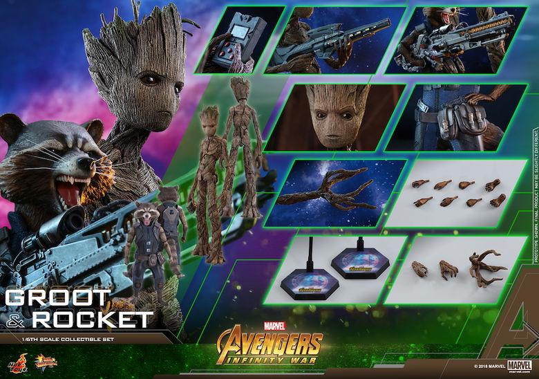 Avengers - Infinity Wars 1/6 (Hot Toys) 17415814