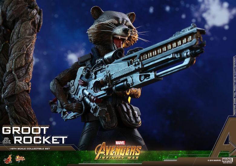 Avengers - Infinity Wars 1/6 (Hot Toys) 17415815