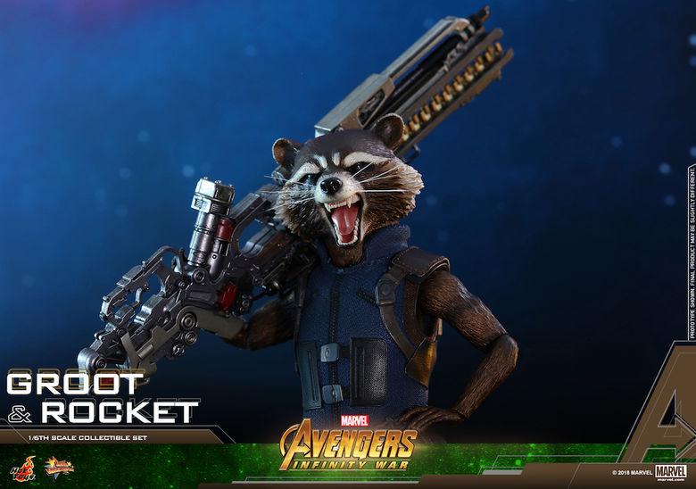 Avengers - Infinity Wars 1/6 (Hot Toys) 17415816