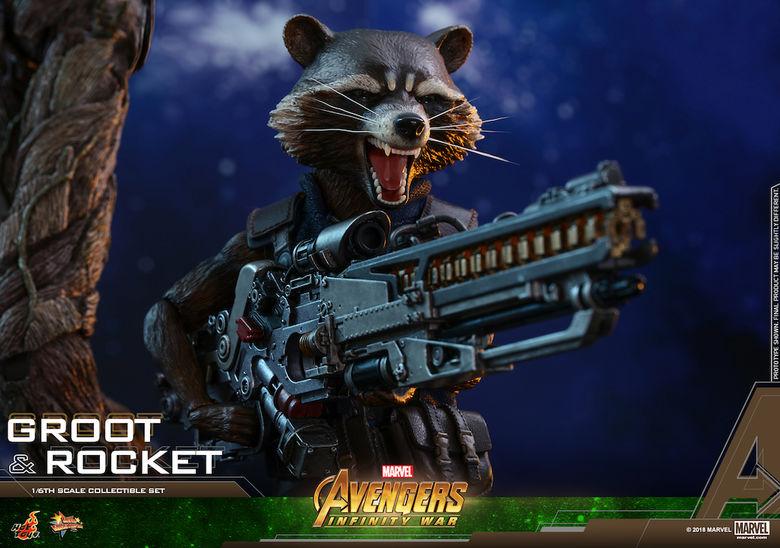 Avengers - Infinity Wars 1/6 (Hot Toys) 17415817