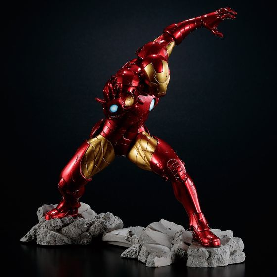 Iron Man - Luxury Block (Banpresto) 17515910