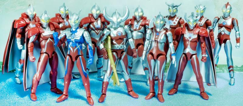 Ultraman Shodo VS6 (Bandai) 18260311