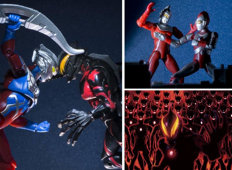 Ultraman Shodo VS6 (Bandai) 18260313