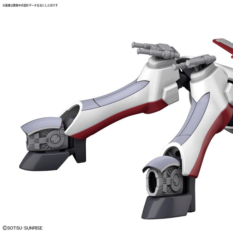 Gundam - HGBF 1/144 Gundam Build Fighters / Try (Bandai) 19302510