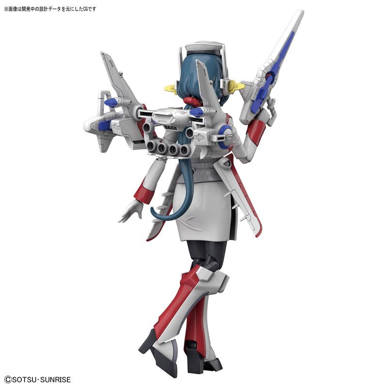 Gundam - HGBF 1/144 Gundam Build Fighters / Try (Bandai) 19302511