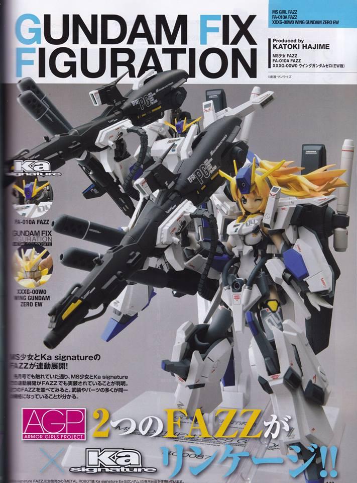 Gundam Fix Figuration AGP (Armor Girls Project) - Page 3 19351610