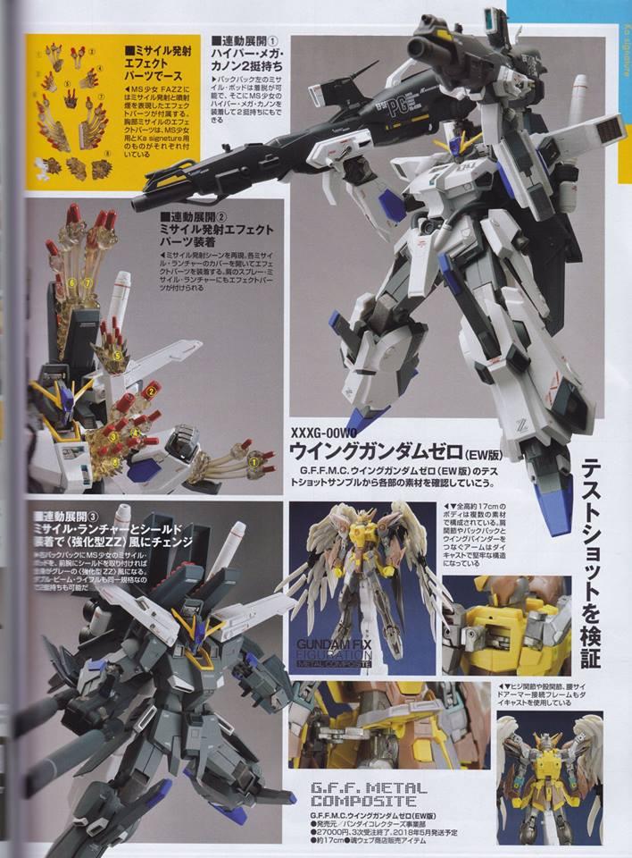 Gundam Fix Figuration AGP (Armor Girls Project) - Page 3 19351611