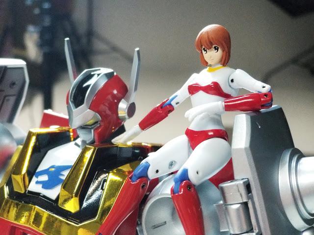"GX-39R (Renewal Ver.) ""La Revanche des Gobots"" (Bandai) - Page 2 20171032"
