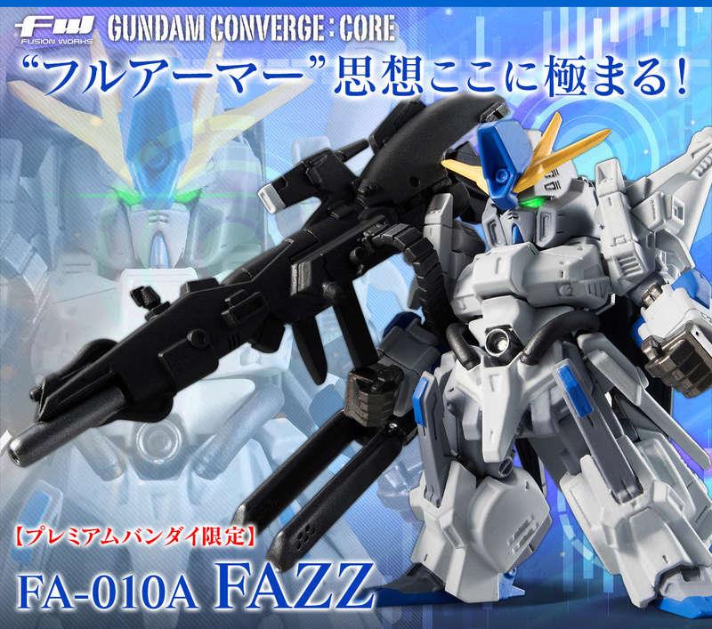 Gundam - Converge (Bandai) 20171215