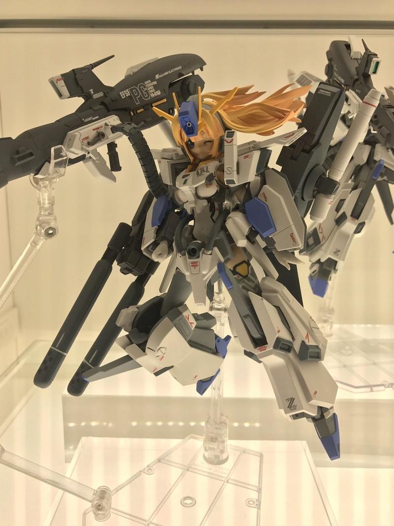 Gundam Fix Figuration AGP (Armor Girls Project) - Page 3 20195110
