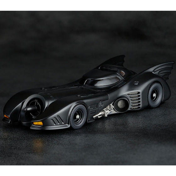 Batman 1989 - Batmobile - Movie Revo (Revoltech) 20433412