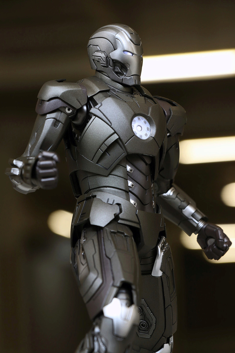 Iron Man 3 - Mark XIV / Mark 14 1/9 Diecast  (King Arts) 21253910