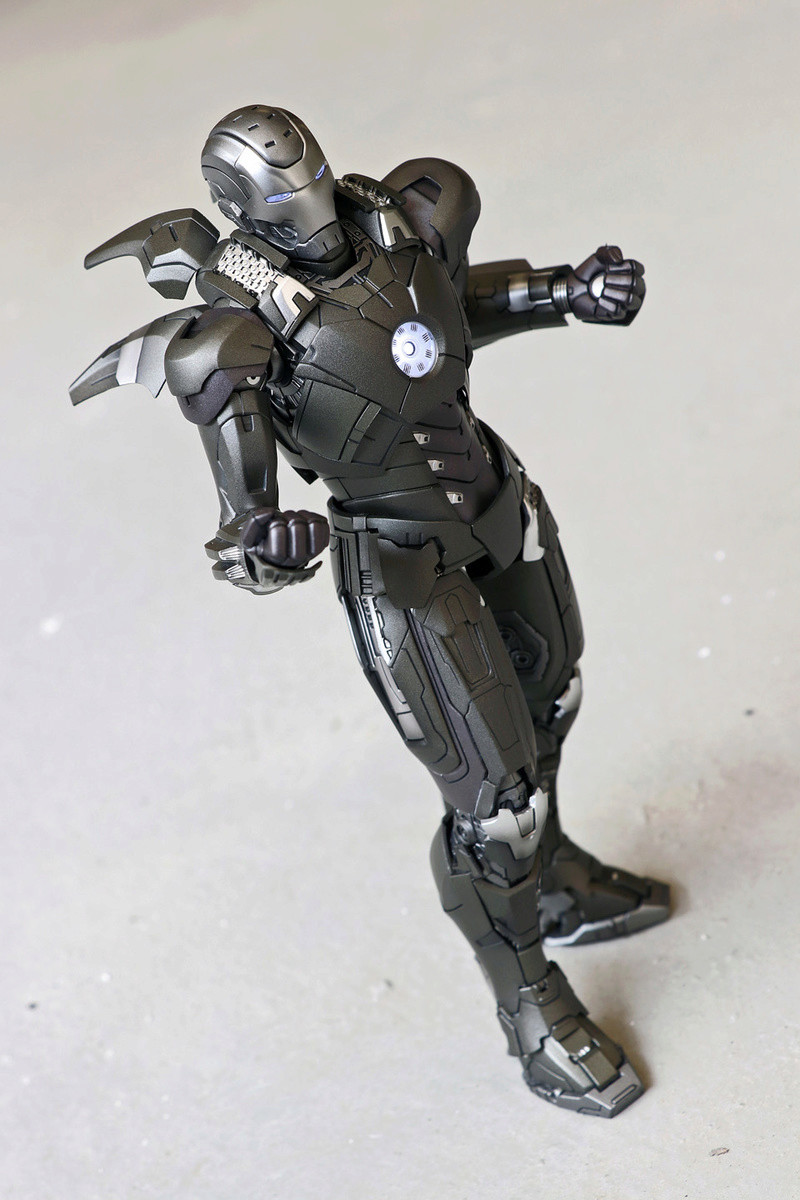 Iron Man 3 - Mark XIV / Mark 14 1/9 Diecast  (King Arts) 21254010
