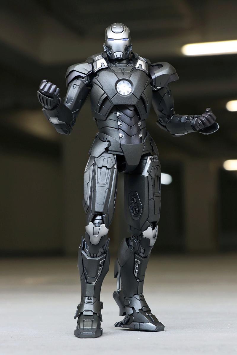 Iron Man 3 - Mark XIV / Mark 14 1/9 Diecast  (King Arts) 21254011