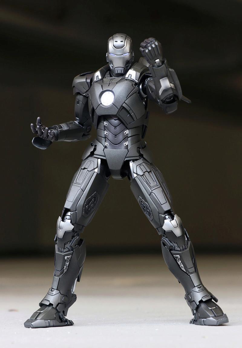 Iron Man 3 - Mark XIV / Mark 14 1/9 Diecast  (King Arts) 21254012