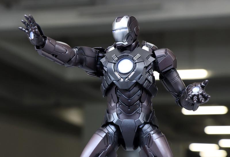 Iron Man 3 - Mark XVIII / Mark 18 : Cassanova 1/9 Diecast (King Arts) 21271413
