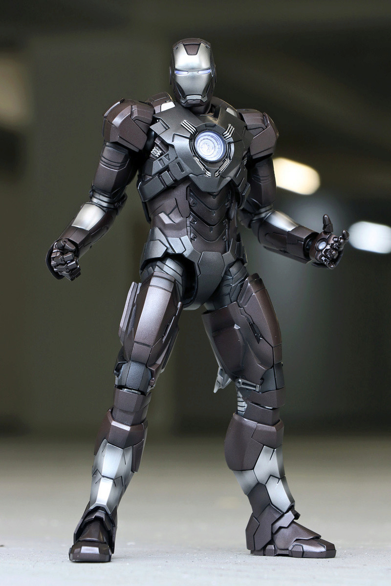Iron Man 3 - Mark XVIII / Mark 18 : Cassanova 1/9 Diecast (King Arts) 21271513