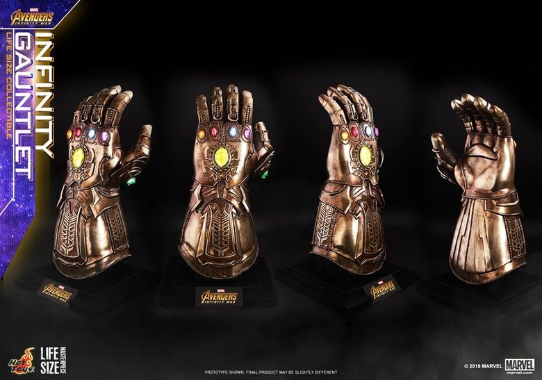 Avengers - Infinity Wars 1/6 (Hot Toys) 21414910