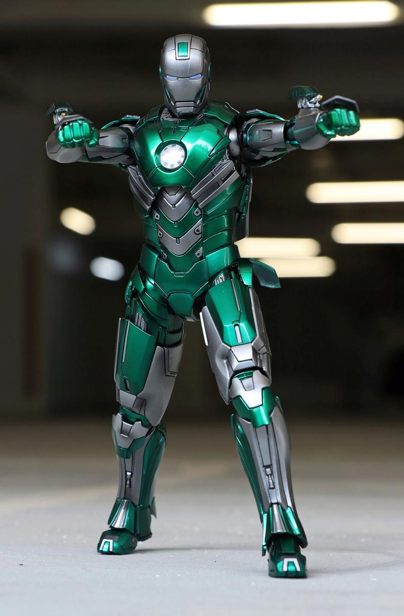 Iron Man 3 - Mark XXXI / Mark 31 : Piston 1/9 Diecast (King Arts) 22122510