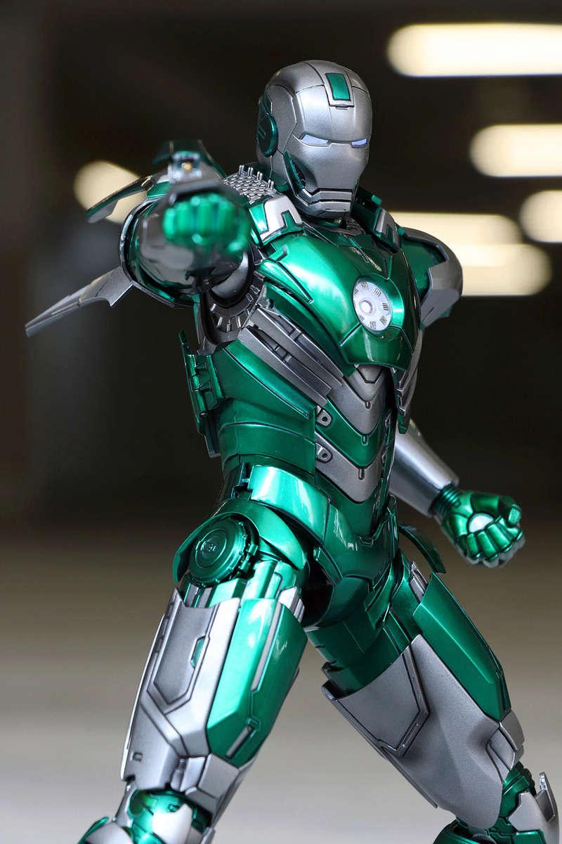 Iron Man 3 - Mark XXXI / Mark 31 : Piston 1/9 Diecast (King Arts) 22122710