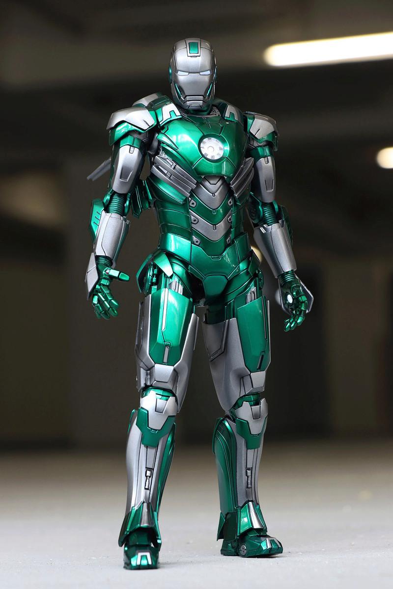 Iron Man 3 - Mark XXXI / Mark 31 : Piston 1/9 Diecast (King Arts) 22122910