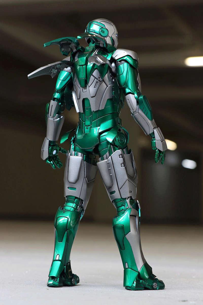 Iron Man 3 - Mark XXXI / Mark 31 : Piston 1/9 Diecast (King Arts) 22122911