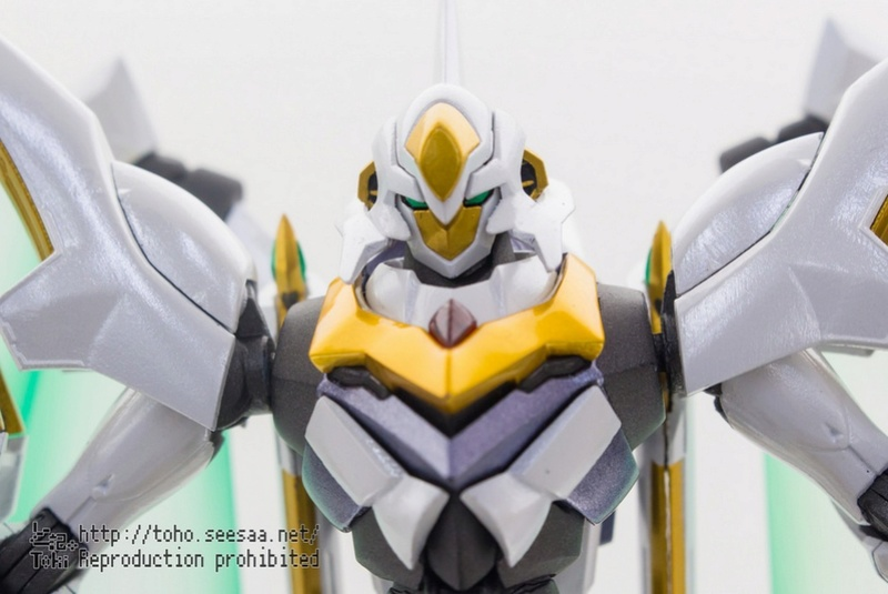 "Gundam : Code Geass - Metal Robot Side KMF ""The Robot Spirits"" (Bandai) 22225910"
