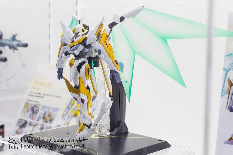"Gundam : Code Geass - Metal Robot Side KMF ""The Robot Spirits"" (Bandai) 22225911"