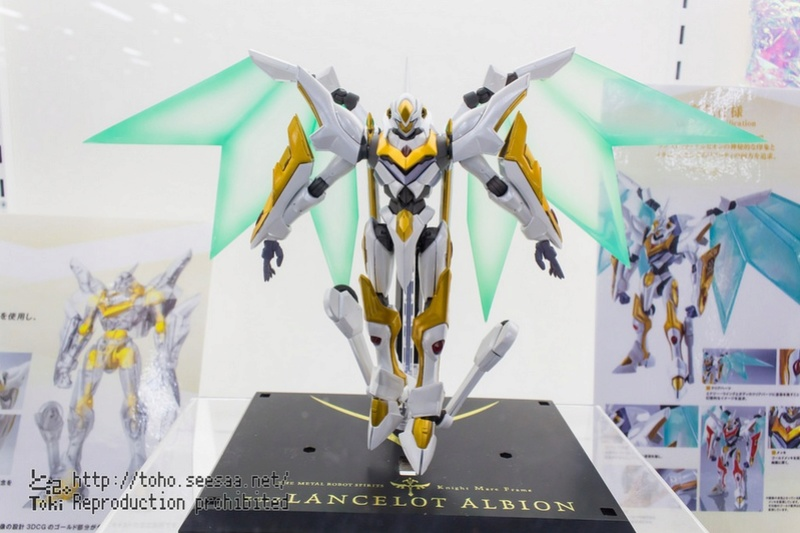 "Gundam : Code Geass - Metal Robot Side KMF ""The Robot Spirits"" (Bandai) 22225912"