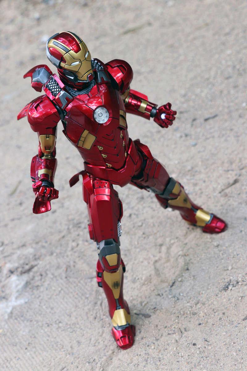 Iron Man 3 - Mark XI / Mark 11 1/9 Diecast (King Arts) 22292510