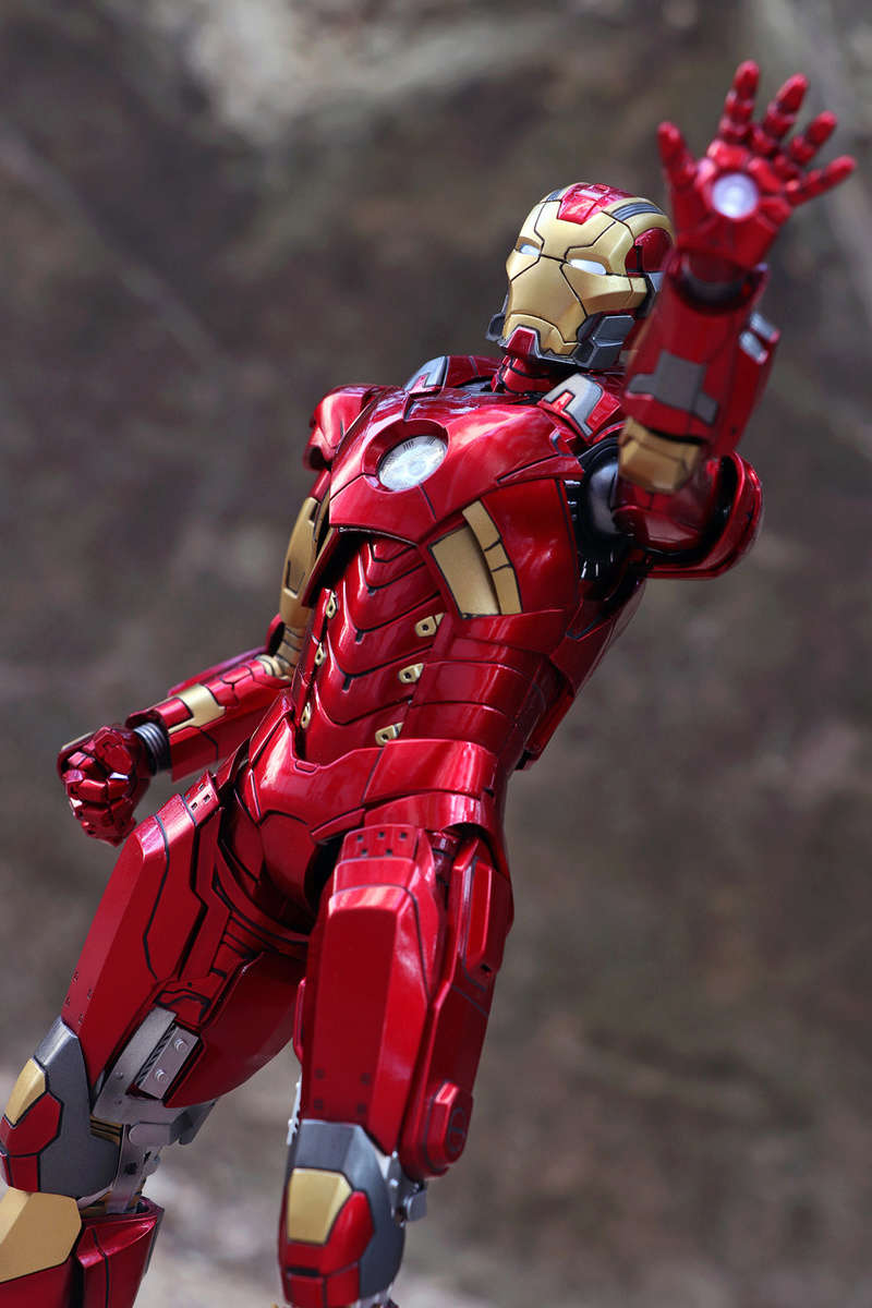 Iron Man 3 - Mark XI / Mark 11 1/9 Diecast (King Arts) 22292610