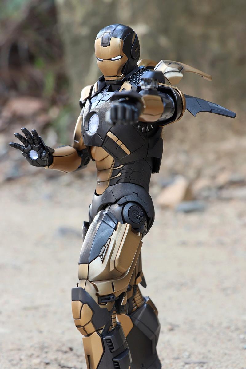 Iron Man 3 - Mark XX / Mark 20 : Python 1/9 Diecast (King Arts) 22480810