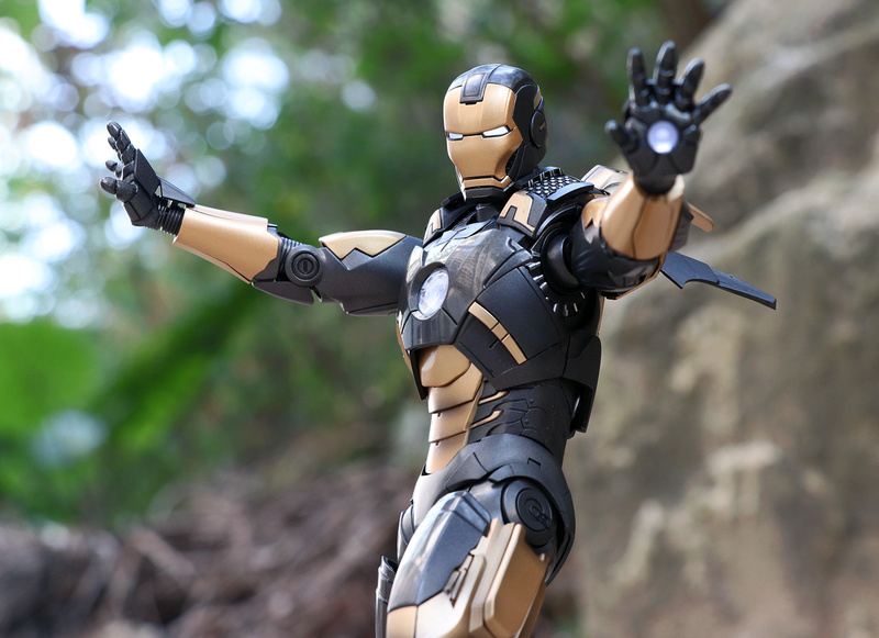 Iron Man 3 - Mark XX / Mark 20 : Python 1/9 Diecast (King Arts) 22480911