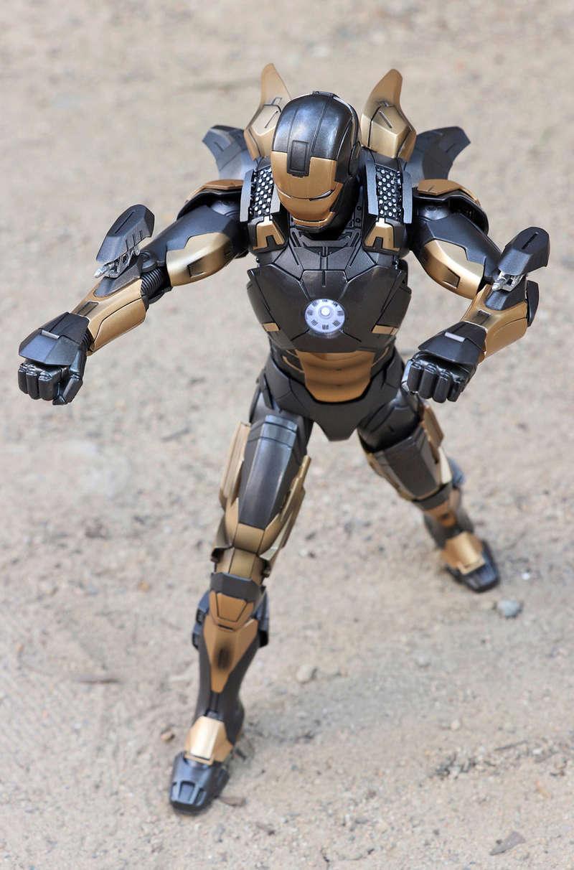 Iron Man 3 - Mark XX / Mark 20 : Python 1/9 Diecast (King Arts) 22480912