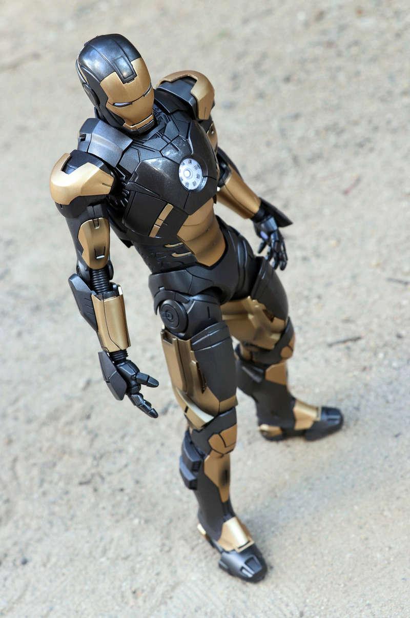 Iron Man 3 - Mark XX / Mark 20 : Python 1/9 Diecast (King Arts) 22480913