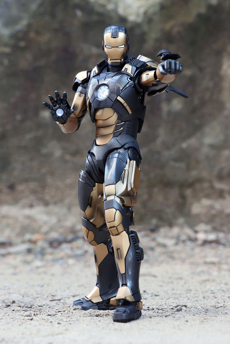 Iron Man 3 - Mark XX / Mark 20 : Python 1/9 Diecast (King Arts) 22481010