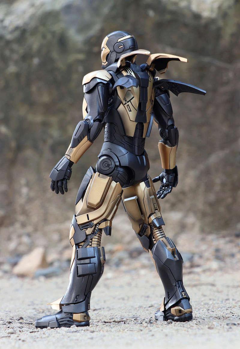 Iron Man 3 - Mark XX / Mark 20 : Python 1/9 Diecast (King Arts) 22481011