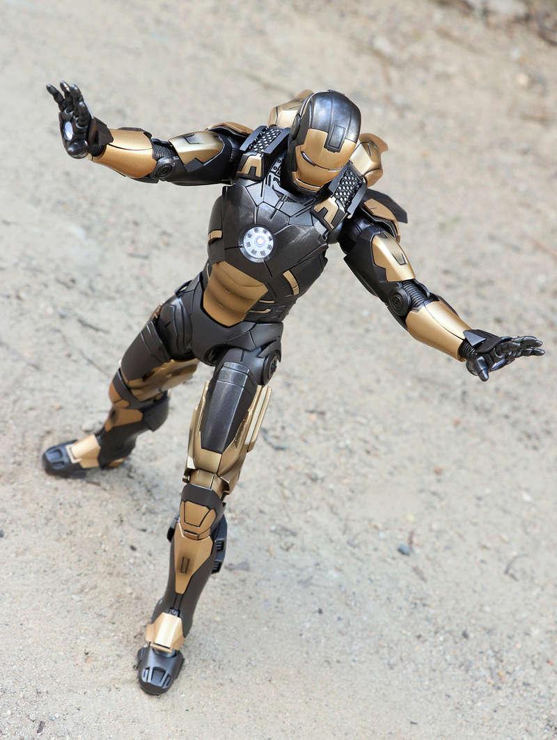 Iron Man 3 - Mark XX / Mark 20 : Python 1/9 Diecast (King Arts) 22481012