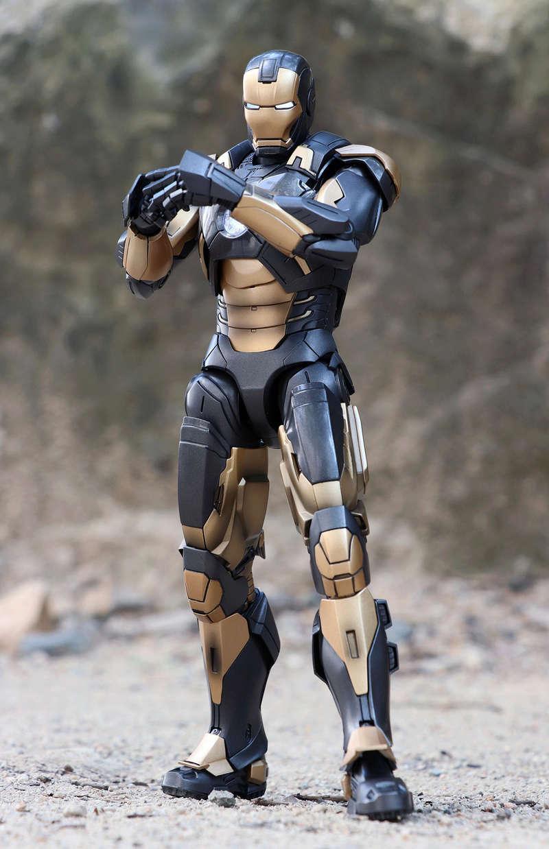 Iron Man 3 - Mark XX / Mark 20 : Python 1/9 Diecast (King Arts) 22481110