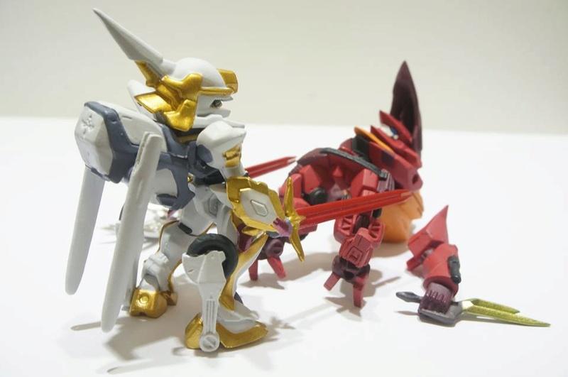 Gundam Converge : Mechanics Code Geass (Bandai) 22519111