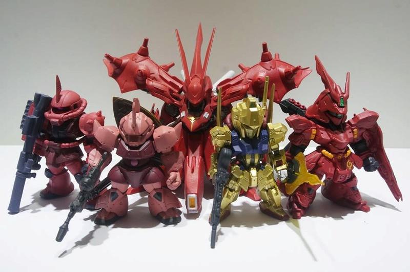 Gundam - Converge (Bandai) 22528012