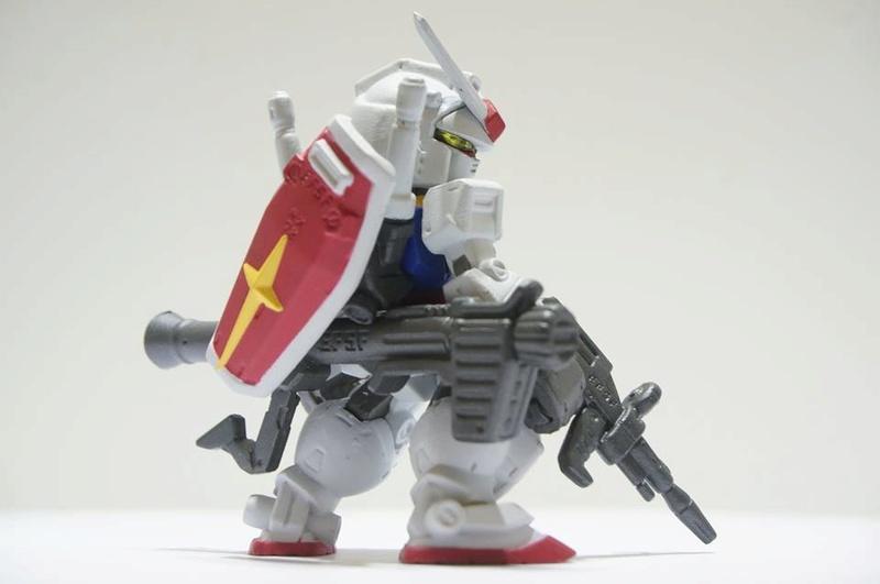 Gundam - Converge (Bandai) 22540110