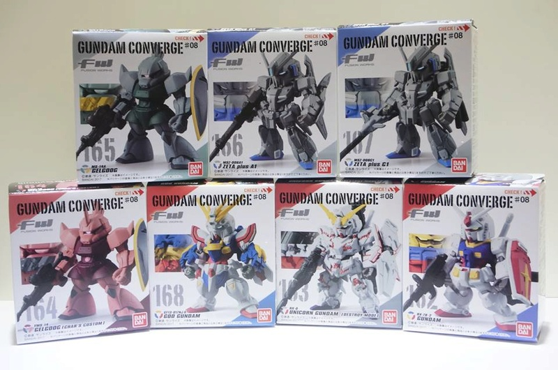 Gundam - Converge (Bandai) 22549513
