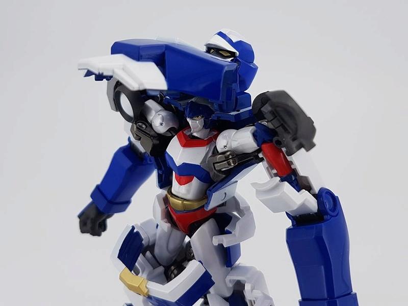 La Revanche des Gobots (Machine Robo Kronos no Daigyakushû) Metamor Force - Page 2 22549711