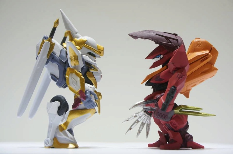 Gundam Converge : Mechanics Code Geass (Bandai) 22549713