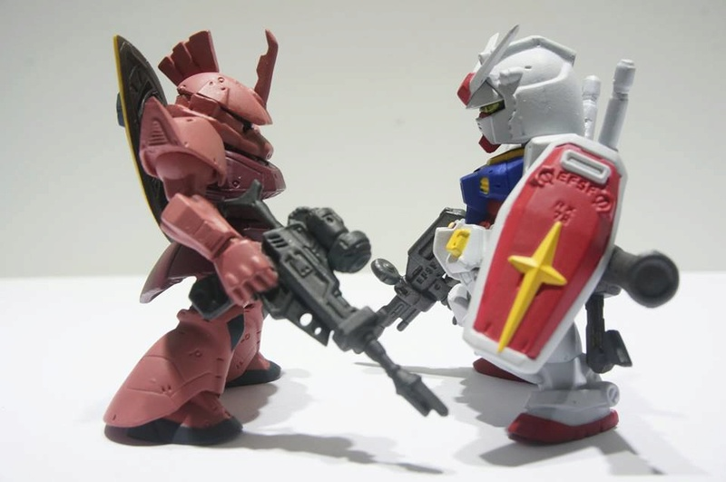 Gundam - Converge (Bandai) 22549912