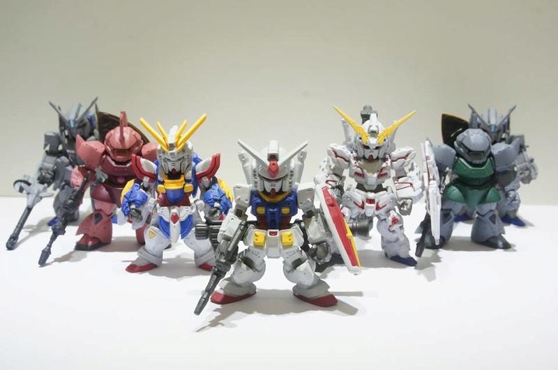Gundam - Converge (Bandai) 22549913
