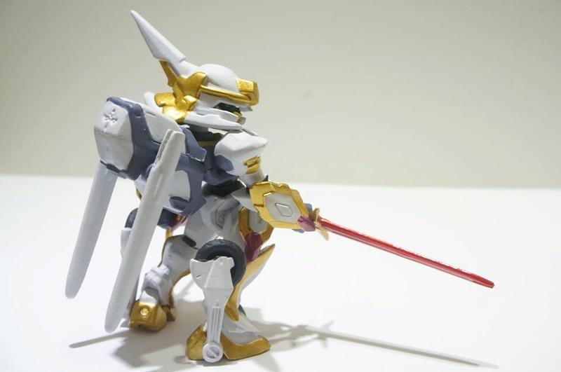 Gundam Converge : Mechanics Code Geass (Bandai) 22552310